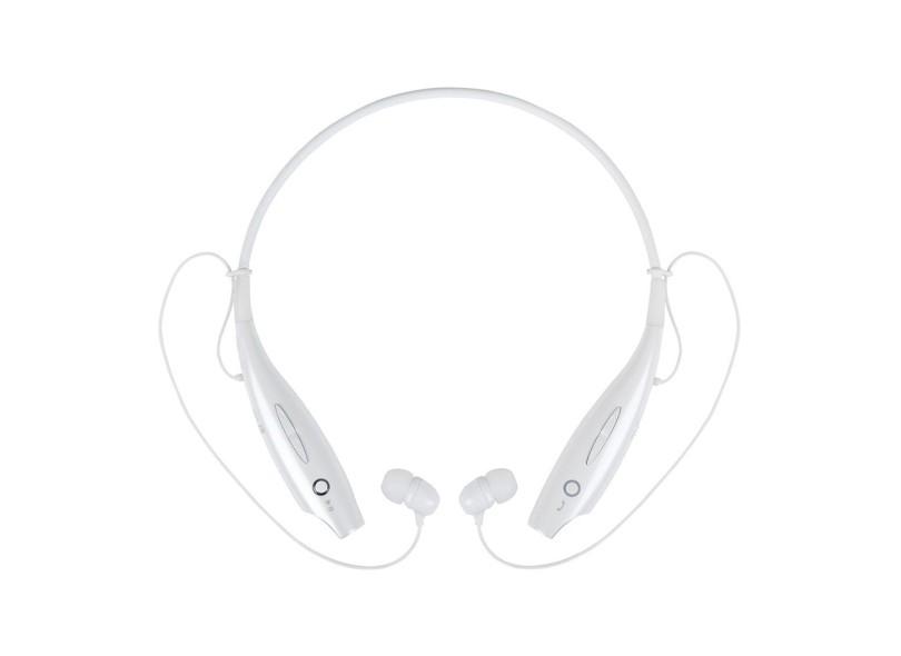 Fone de Ouvido Bluetooth com Microfone Hardline HBS-730
