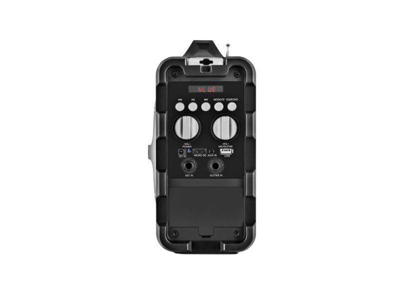Caixa de Som Bluetooth Mondial Multi Connect Thunder IX – MCO-09 100 W
