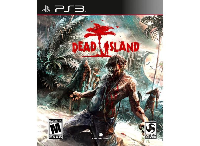 Jogo Dead Island PlayStation 3 Deep Silver