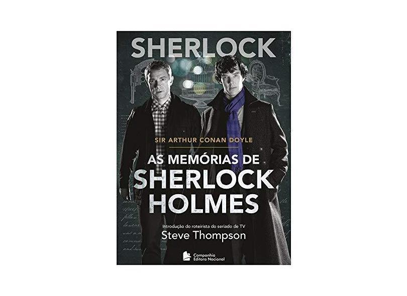As Memórias de Sherlock Holmes - Sir Arthur Conan Doyle - 9788504018882