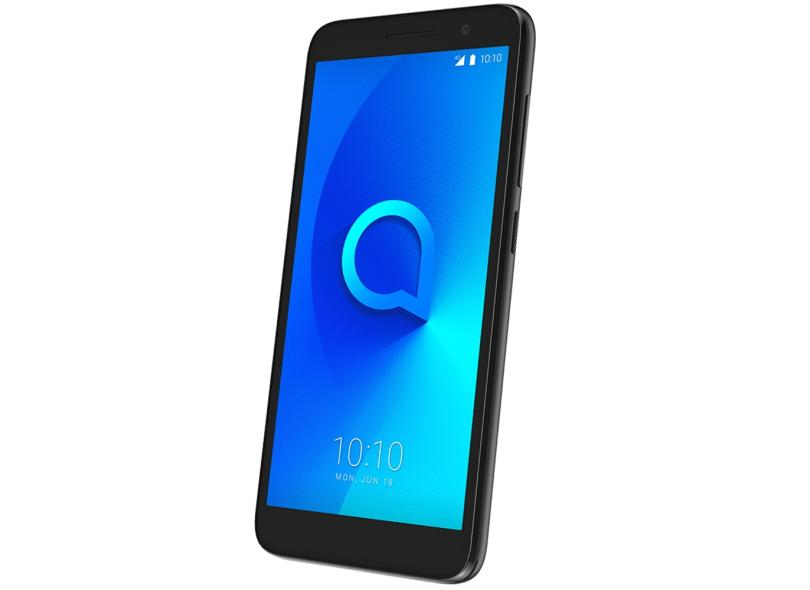 Smartphone Alcatel 1 5033J 8GB 8.0 MP 2 Chips Android 8.0 (Oreo) 3G 4G Wi-Fi