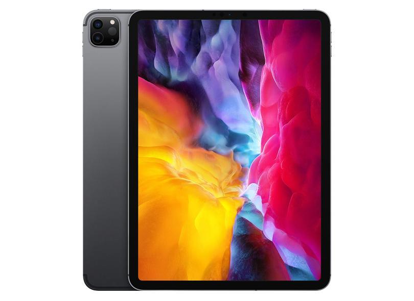 """Tablet Apple iPad Pro 2ª Geração Apple A12Z Bionic 128GB Liquid Retina 11"""""""