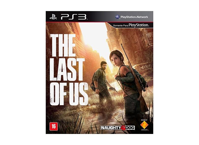 Jogo The Last of Us PlayStation 3 Naughty Dog