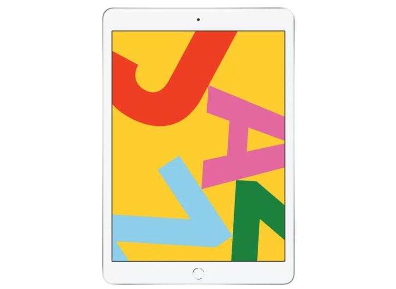 """Tablet Apple iPad 7ª Geração Apple A10 Fusion 128.0 GB Retina 10.2 """" iOS 10 8.0 MP"""