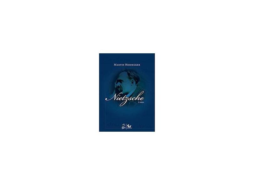Nietzsche - Martin Heidegger - 9788530956332