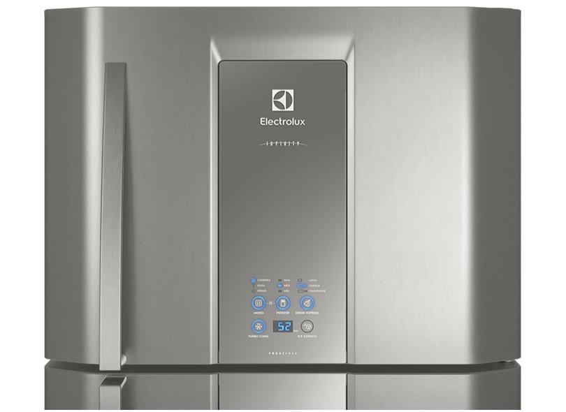 Geladeira Electrolux Infinity Frost Free Duplex 553 Litros Inox DF82X