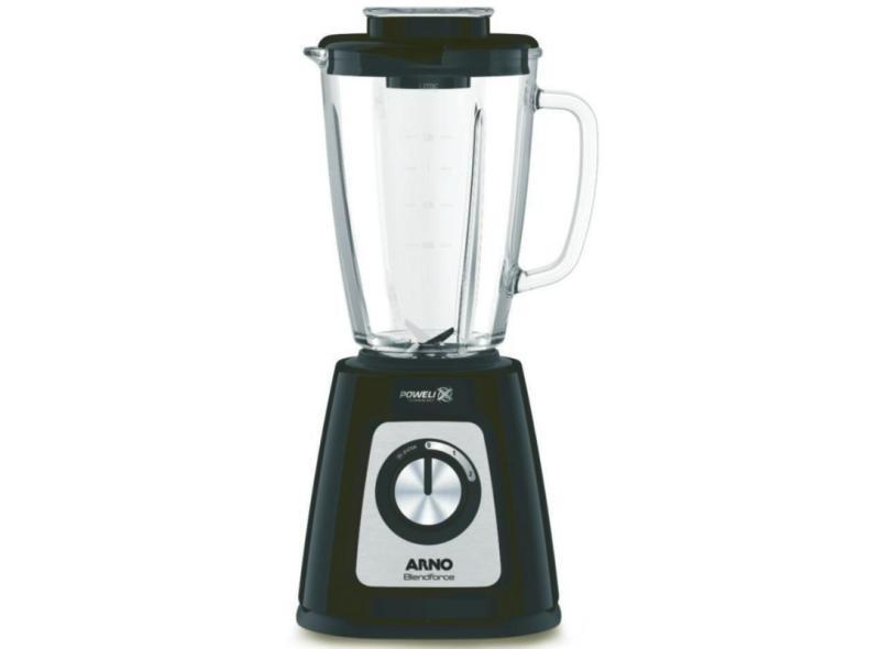 Liquidificador Arno Blendforce Glass LN91 1.75 l 2 Velocidades 700 W