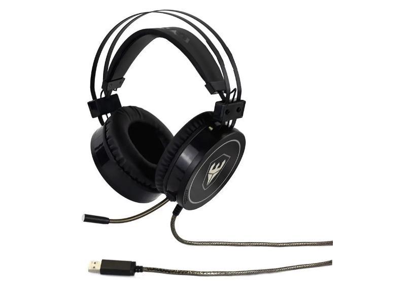 Headset com Microfone Satellite AE-358