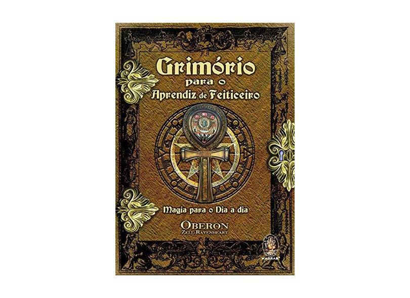 Grimório para o Aprendiz de Feiticeiro - Zell-ravenheart, Oberon - 9788537003480