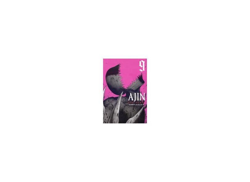 Ajin. Demi-Human - Volume 9 - Gamon Sakurai - 9788542608854