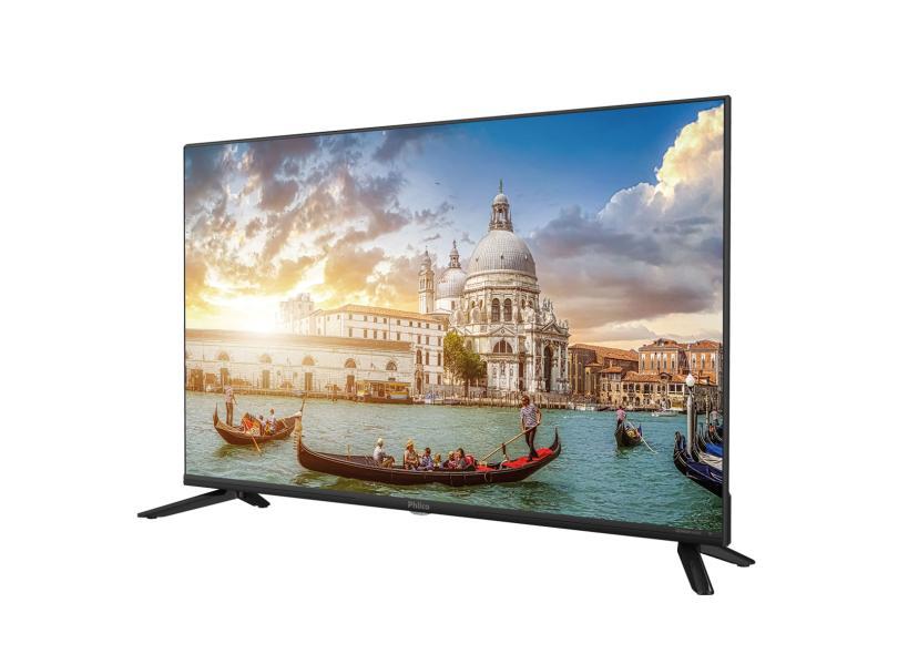 """Smart TV TV LED 40 """" Philco Full PTV40G71AGBL 2 HDMI"""