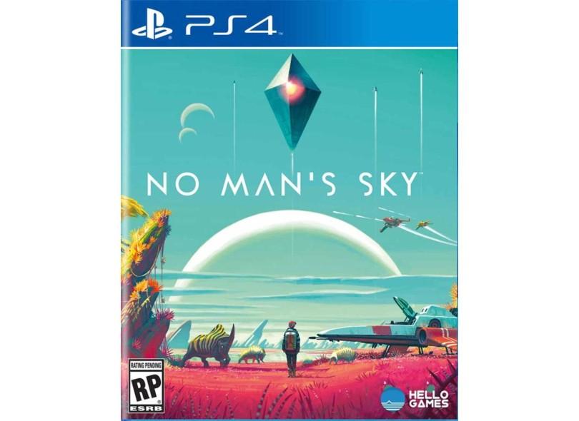 Jogo No Man's Sky PS4 Big Ben