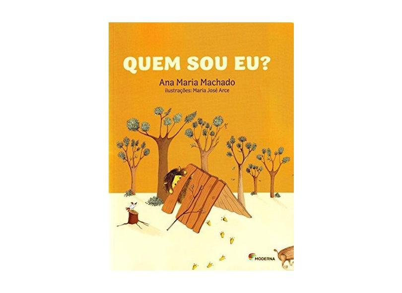 Quem Sou Eu? - Machado, Ana Maria - 9788516085490