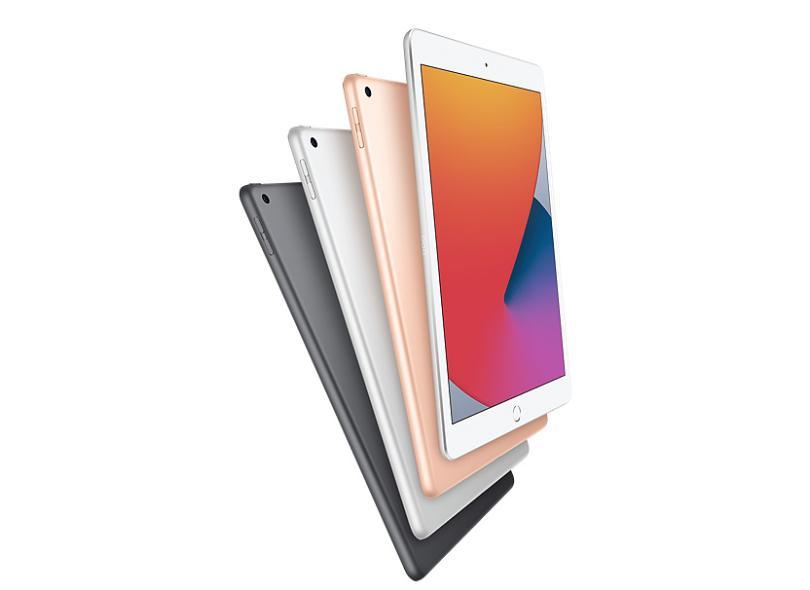 """Tablet Apple iPad 8ª Geração Apple A12 Bionic 4G 32.0 GB Retina 10.2 """" iPadOS 14 8.0 MP"""