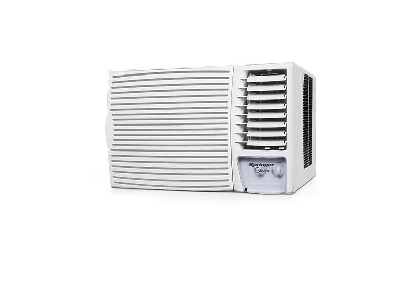 Ar Condicionado Janela / Parede Springer Midea 12000 BTUs Frio MCI128B