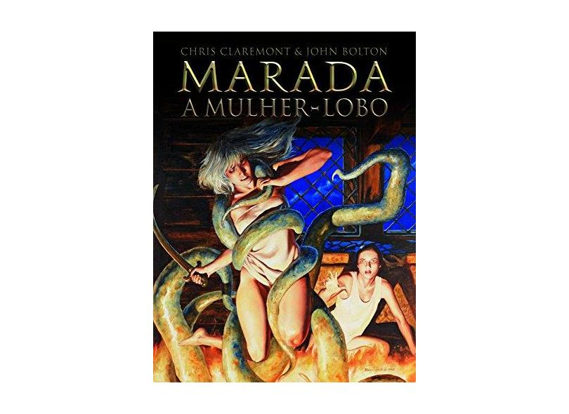 Marada. A Mulher-Lobo - Chris Claremont - 9788593695070