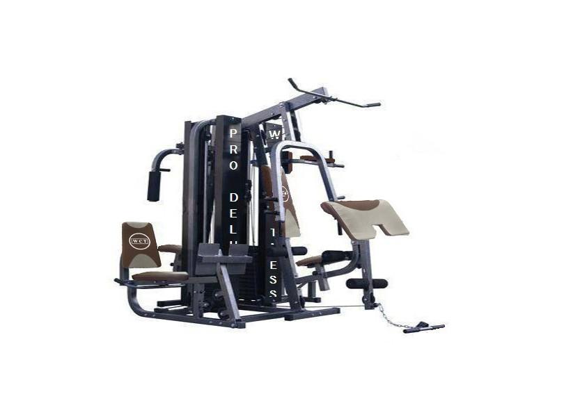 Estação de Musculação WCT Fitness Pro Deluxe
