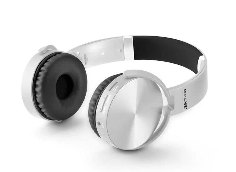 Headset Bluetooth com Microfone Rádio Multilaser PH265