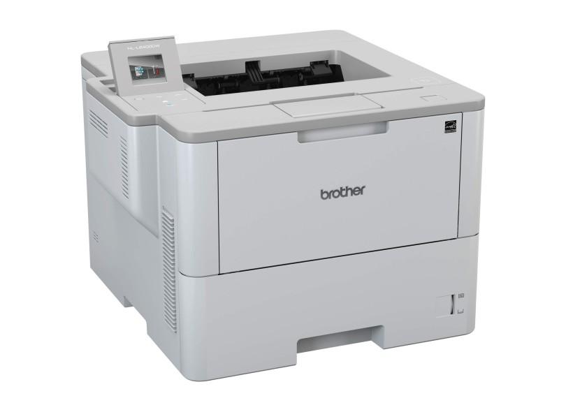 Impressora Brother HL-L6402DW Laser Preto e Branco Sem Fio