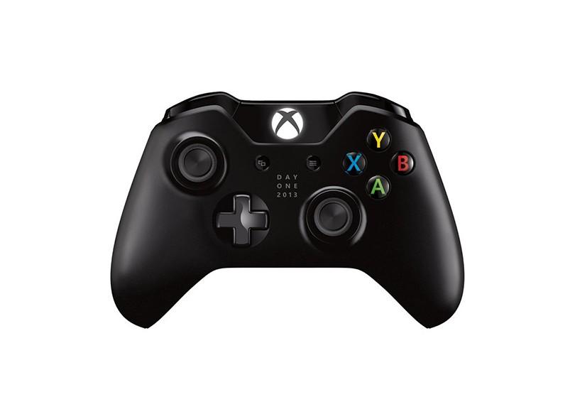 Console Microsoft Xbox One 500GB com Kinect