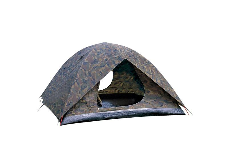 Barraca de Camping 3 pessoas Nautika Amazon
