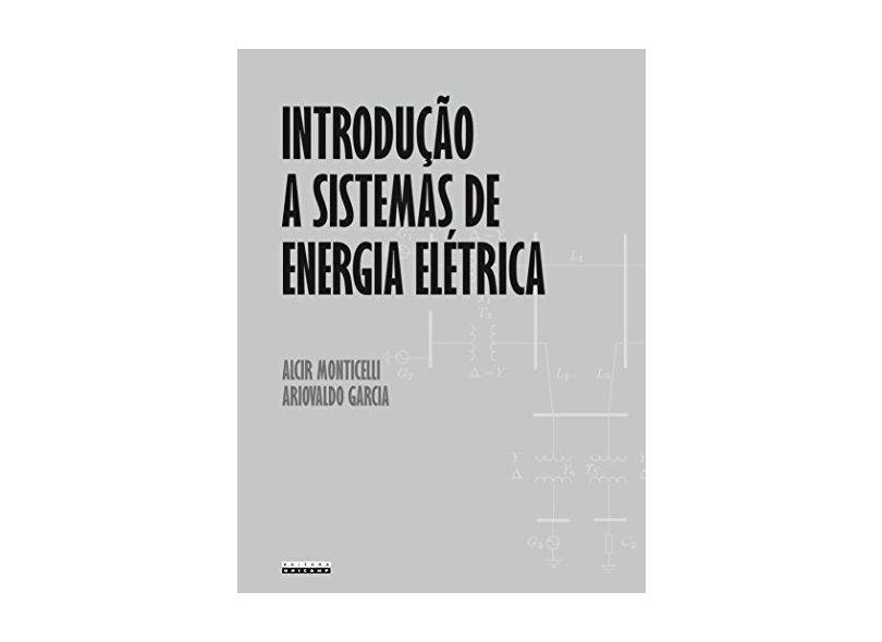 Introdução A Sistemas De Energia Elétrica - Capa Comum - 9788526809451