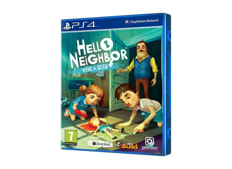 Jogo Hello Neighbor: Hide and Seek PS4
