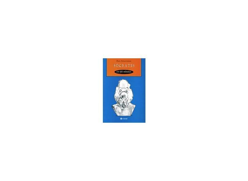 Socrates - Col. 90 Minutos - Strathern, Paul - 9788571104518