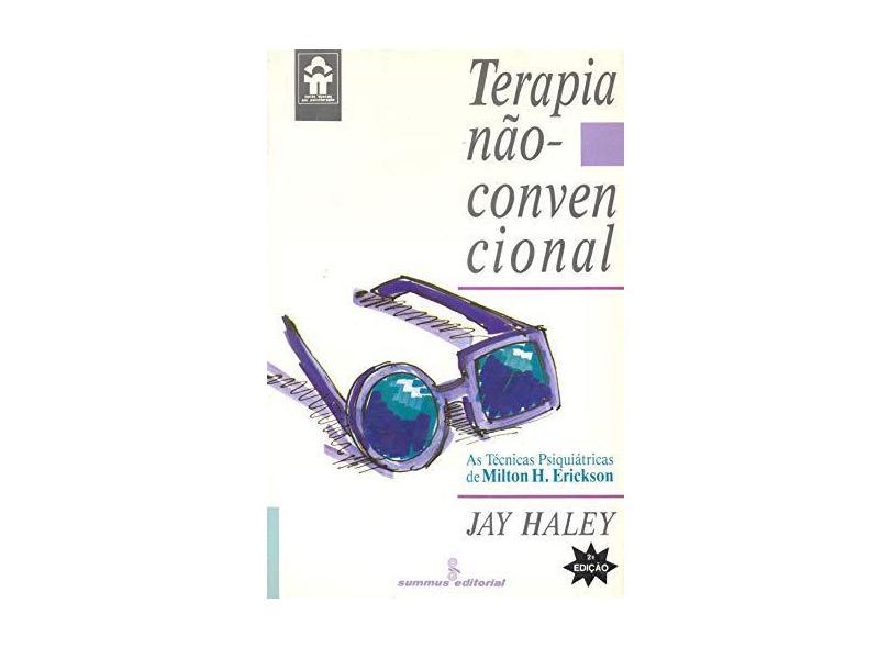Terapia Nao-convencional - Haley, Jay - 9788532300751