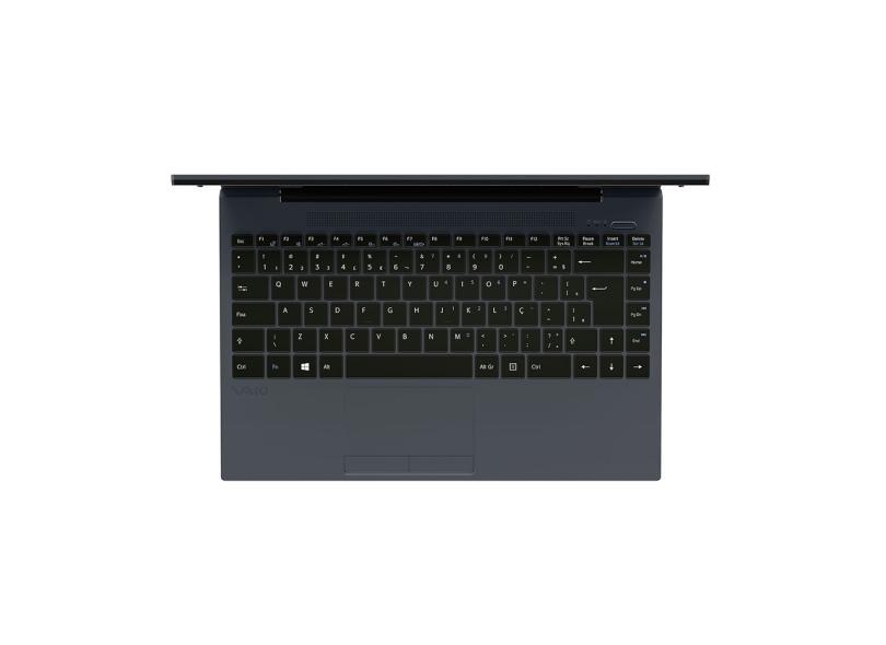 """Notebook Vaio FE14 Intel Core i3 1005G1 10ª Geração 4 GB de RAM 256.0 GB 14 """" Full Windows 10"""
