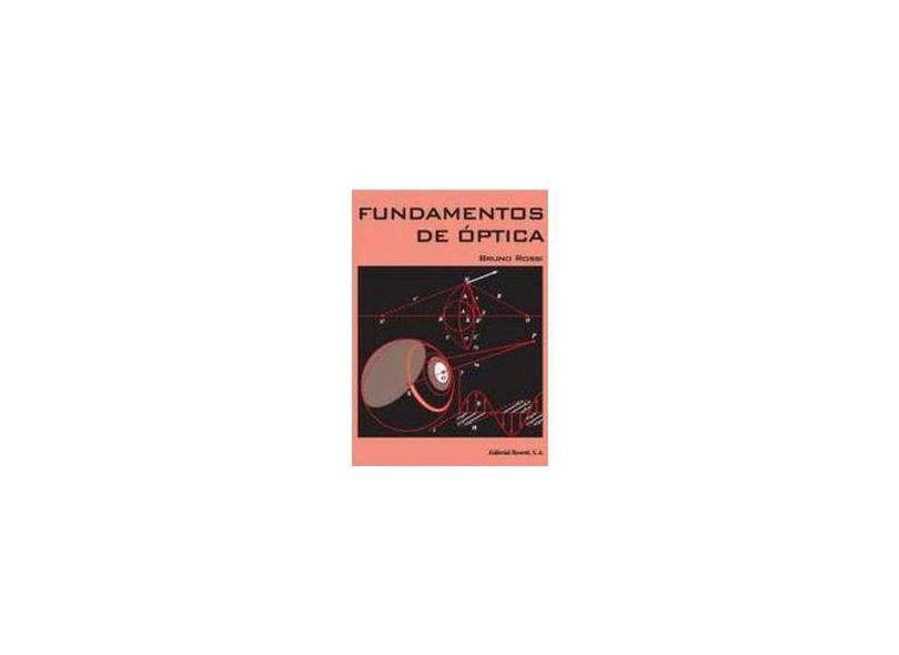 Fundamentos de Óptica - Bruno Rossi - 9788429141405
