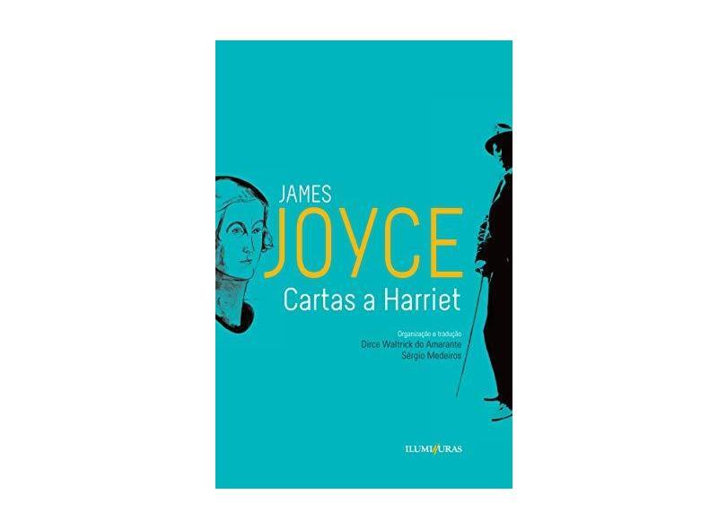 Cartas a Harriet - James Joyce - 9788573215892