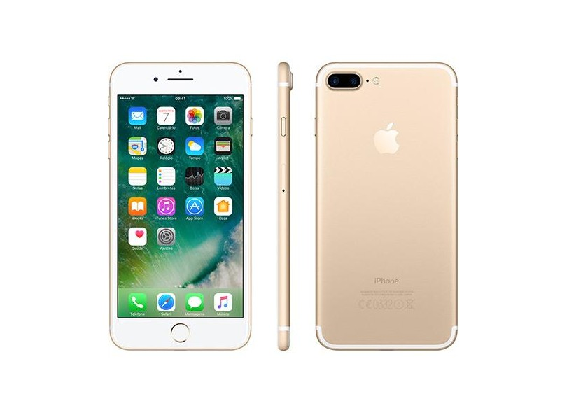 Smartphone Apple iPhone 7 Plus 128GB 7 Plus 128GB 12,0 MP iOS 10 3G 4G Wi-Fi
