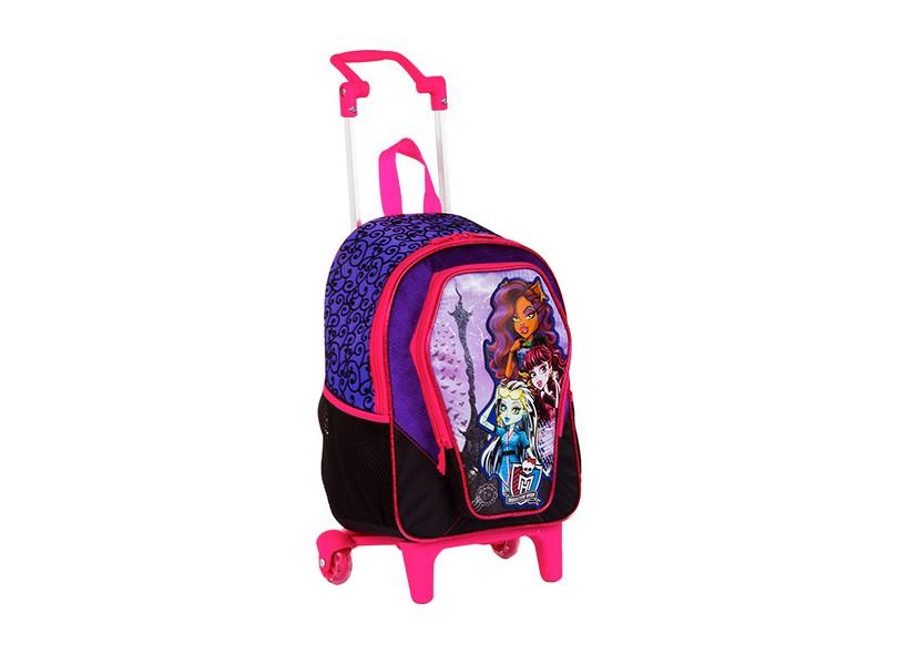 Mochila Escolar Sestini Monster High 62982