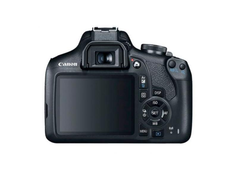 Câmera Digital DSLR(Profissional) Canon EOS 24.1 MP Full HD T7
