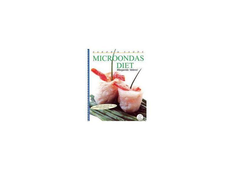 Microondas Diet - Margarida Valenzi - 9788527903233