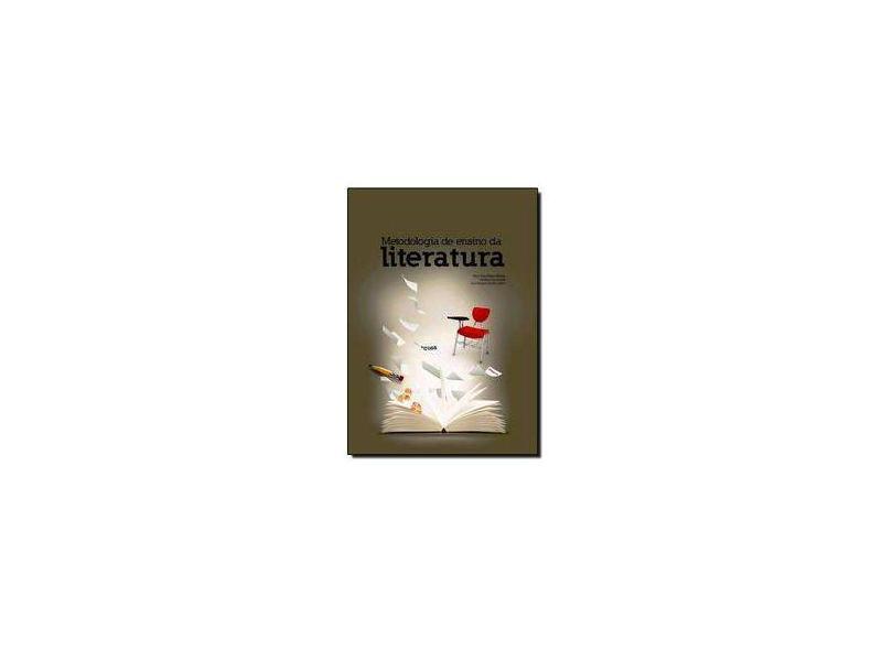 Metodologia de ensino da literatura - Mara Elisa Matos Pereira - 9788582124758