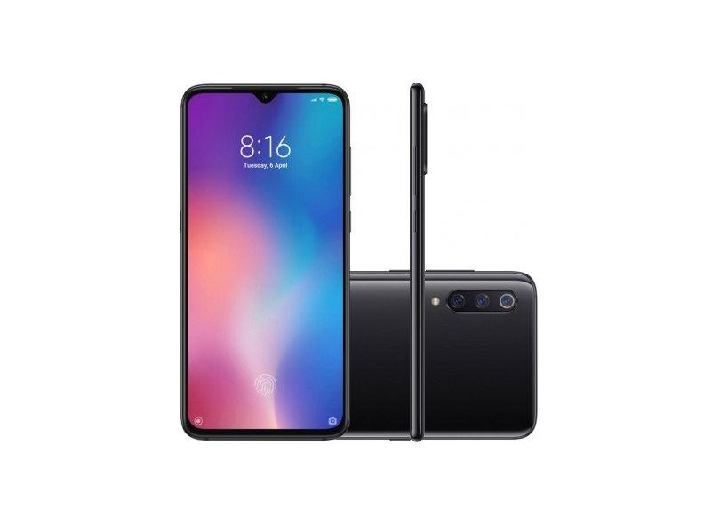 Smartphone Xiaomi Mi 9 128GB Qualcomm Snapdragon 855 48,0 MP 2 Chips Android 9.0 (Pie) 3G 4G Wi-Fi
