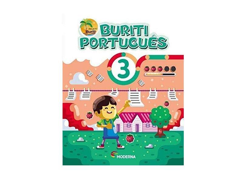 Buriti. Português 3 - Vários Autores - 9788516106454