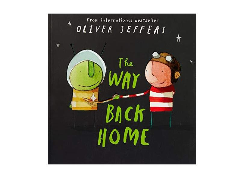 The Way Back Home - Jeffers,oliver - 9780007182329