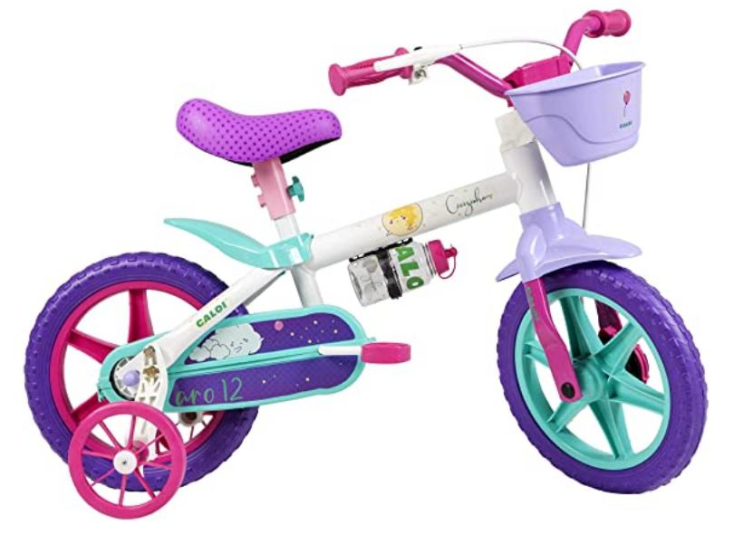 Bicicleta Nathor Lazer Aro 12 Cecizinha