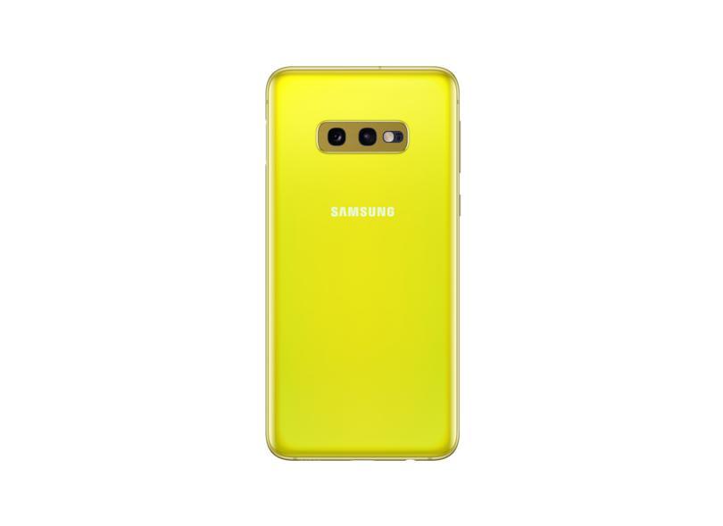 Smartphone Samsung Galaxy S10e 128GB Exynos 9820 12,0 MP Android 9.0 (Pie) 3G 4G Wi-Fi