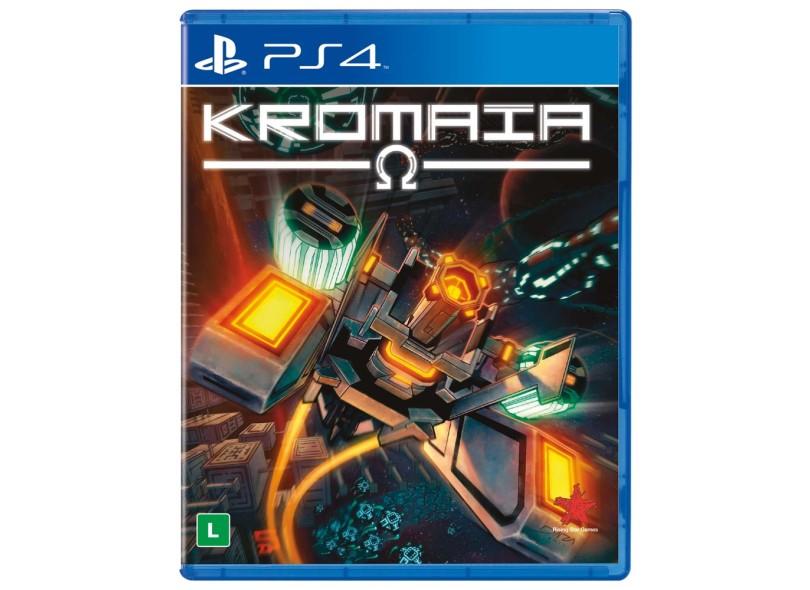Jogo Kromaia Omega PS4 Rising Star Games