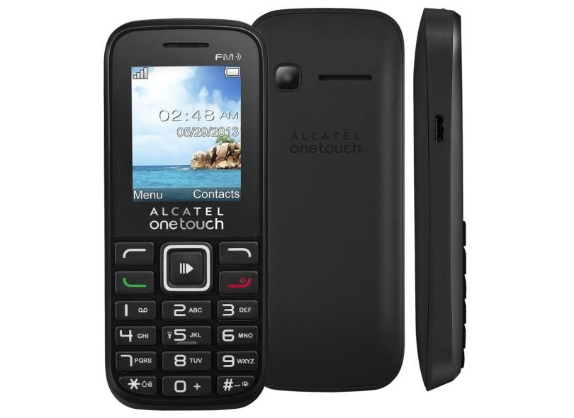 Celular Alcatel One Touch OT-1041 Câmera 2 Chips