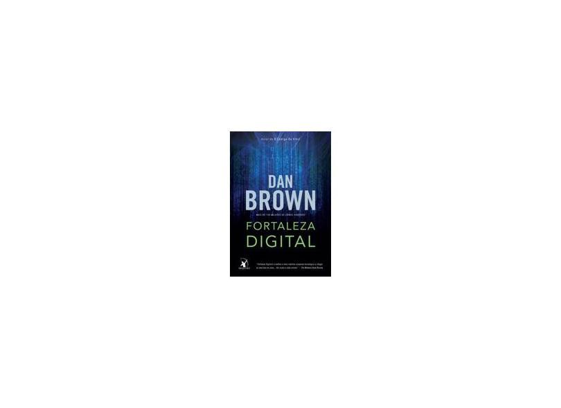 Fortaleza Digital - Brown, Dan - 9788580414059