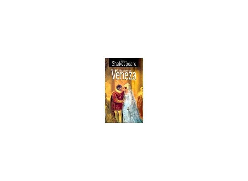 O Mercador de Veneza - Shakespeare, William - 9788525417039