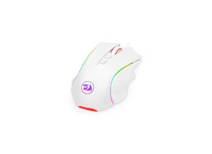Mouse Óptico Gamer M607 - Redragon