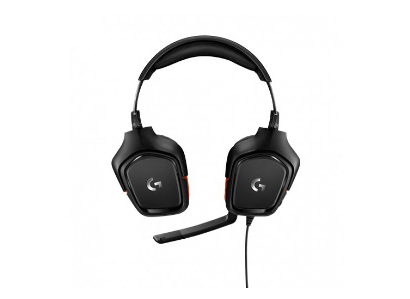 Headset Gamer com Microfone Logitech G332