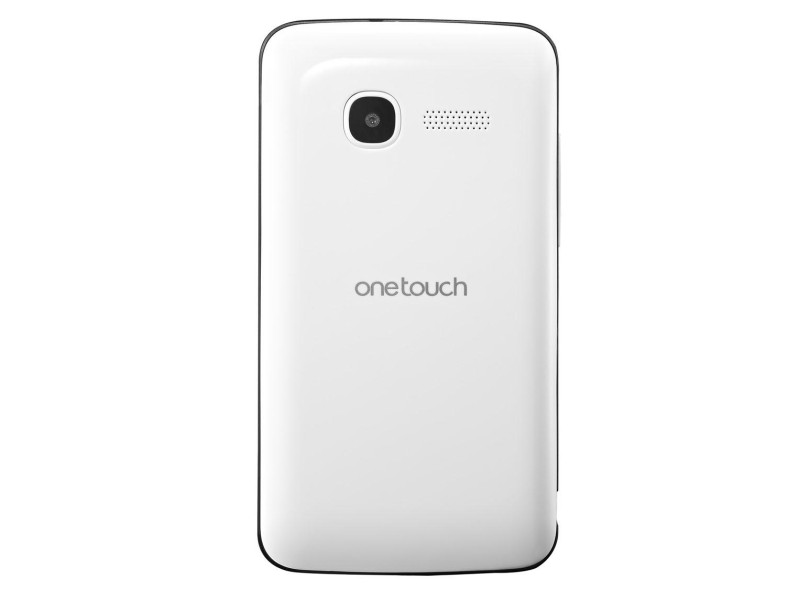Smartphone Alcatel One Touch Pixi 4007D 2 Chips Android 2.3 (Gingerbread) Wi-Fi 3G