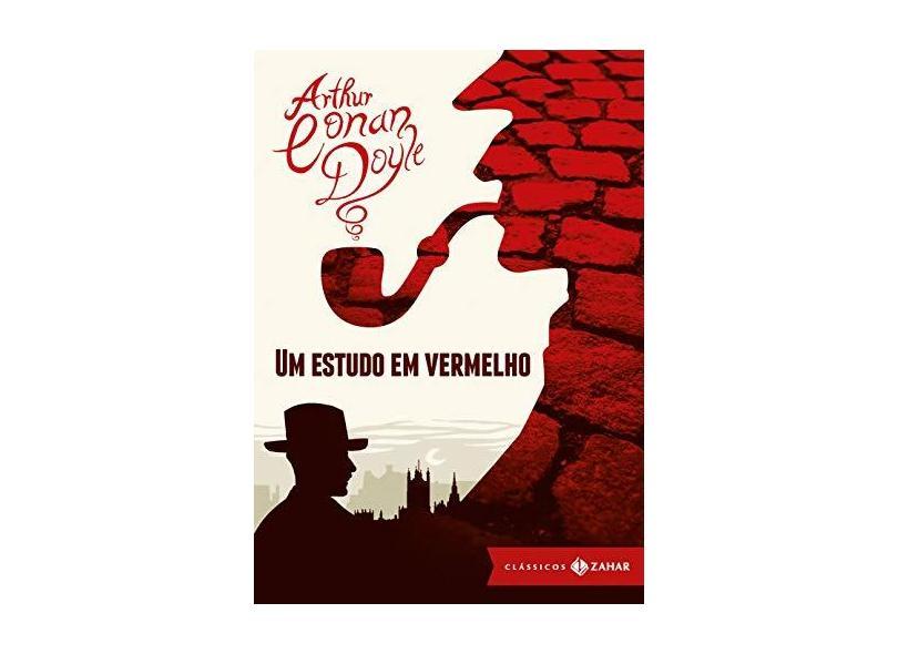 Um Estudo Em Vermelho - Edição de Bolso - Doyle, Arthur Conan - 9788537810873